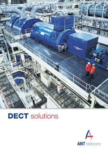 DECT - ANT Telecommunications Limited