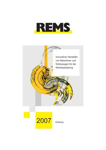 REMS Steckbolzen Nr 582036 für Curvo 50 Akku-Curvo Sinus Rohrbieger Heizung