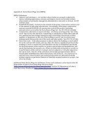 Appendix B: Davis-Bacon Wage Act (DBWA) DBWA Definitions ...