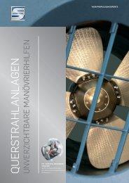 STT Querstrahlanlagen - Schottel GmbH