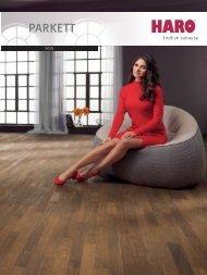 HARO Parkett-Katalog 2013 - Der Onlinekatalog