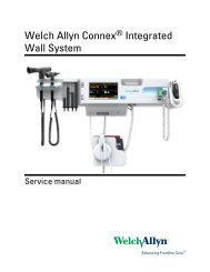 The Welch Allyn 767 Integrated Diagnostic System