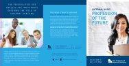 Student Brochure - Global Institute of Internal Auditors