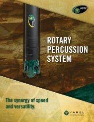 Download Rotary Percussion Tool Brochure - Varel International