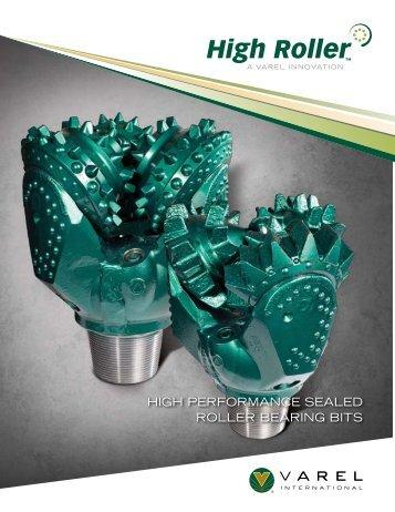 Download High Roller Series Bit Brochure - Varel International