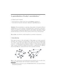 A generalization of Loday's associahedron - Universidad de Cantabria