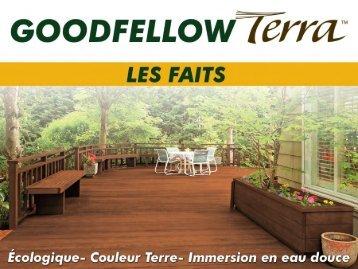 Présentation Goodfellow Terra - Goodfellow Inc.