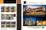 Brochure - Goodfellow Inc.