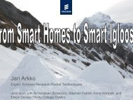 IoT is here, but... - Jari Arkko