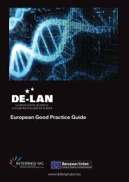 DE-LAN European Good Practice Guide