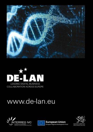 DE-LAN – VODILNO VSEEVROPSKO DIGITALNO POVEZOVANJE ...
