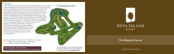 The Deerpark Course - Fota Island Resort