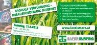 Digitale Verführung - Herausforderung Internet