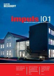 impuls - Magazin für Kunden, Planer und ... - Elektro Beckhoff