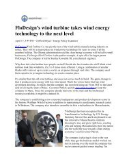 FloDesign's wind turbine takes wind energy technology to the next ...
