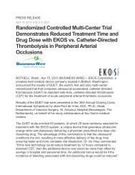 Randomized Controlled Multi-Center Trial Demonstrates Reduced ...