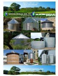 CorGal - EcoCore Tanks 2012 - National Storage Tank