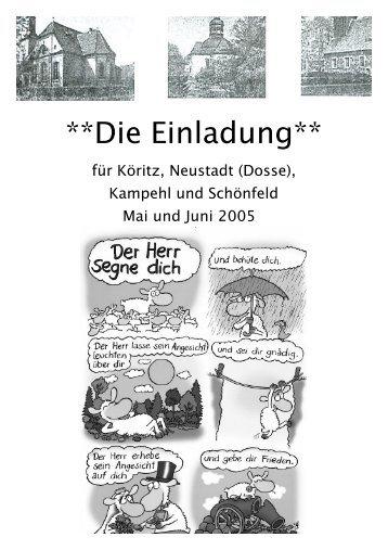 Nr.3 (Mai,Juni 2005) - Ritter von Kalebuz