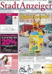 Stadt Anzeiger Dülmen kw 12