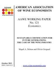 AAWE Working Paper No. 121 – Economics - American Association ...