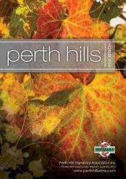 Perth Hills Wine Trails - Mundaring Tourism Association