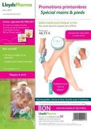 Lloydspharma Avril Flyer (FR)