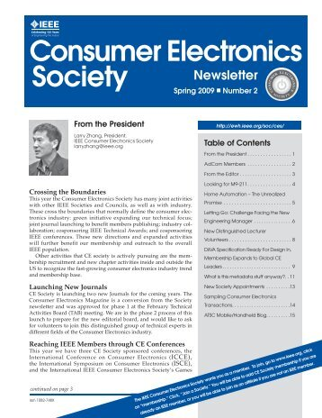 continued from page 1 - IEEE Entity Web Hosting IEEE Entity Web ...