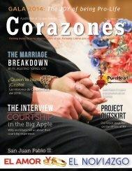 Corazones: Winter 2014-2015