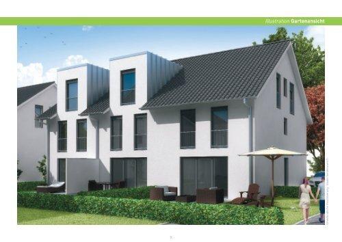 Neubau-Einfamilienhäuser (RH) in Bruchköbel