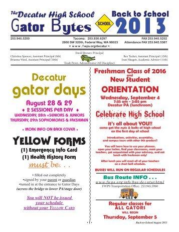 2013 .AUG_news_web - School Web Sites - Federal Way Public ...