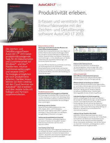 AutoCAD LT - Autodesk
