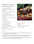 UNCLE BEN'S® Stuffing Brochure - Mars Foodservices - Page 5
