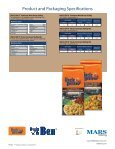 UNCLE BEN'S® Stuffing Brochure - Mars Foodservices - Page 6