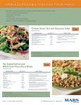 UNCLE BEN'S® Rice Salad Brochure - Mars Foodservices - Page 4