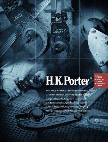 HK Porter Catalog