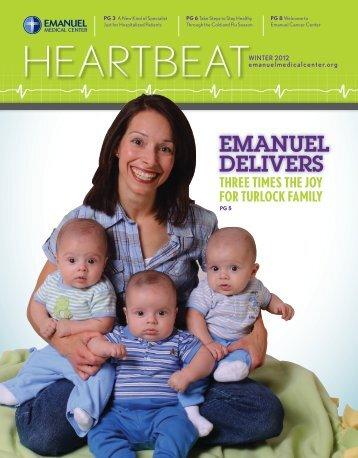 EMANUEL DELIVERS - Support Emanuel