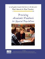 Download this document [368kb PDF] - Child & Family Studies
