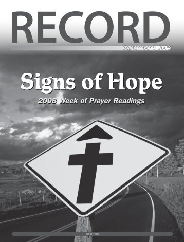 Download the Record as a PDF - Adventist Connect