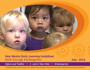 Early Learning Guidelines - New Mexico Kids