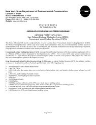 CAFO Notice of Intent (NOI) Form