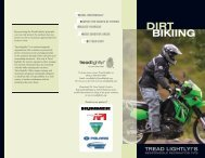 dirtbike_tips.indd, page 1-2 @ Normalize ... - Tread Lightly