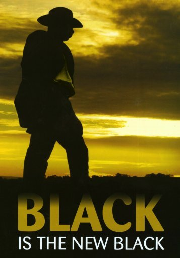 IS THE NEW BLACK - The Black Farmer