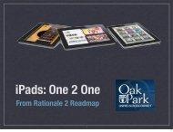 From Rationale 2 Roadmap - Oak Park Unified School District