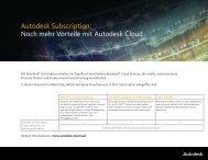 Autodesk Cloud Services