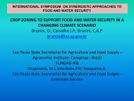 Crop Zoning to Support Food and Water Security in a - The World ...
