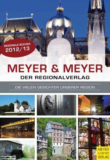 meyer & meyer der regionalverlag - Auslieferungszentrum Niederrhein