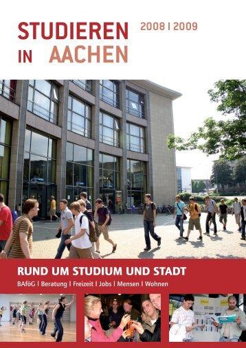 Studieren in Aachen - Corps Borussia Breslau zu Köln und Aachen