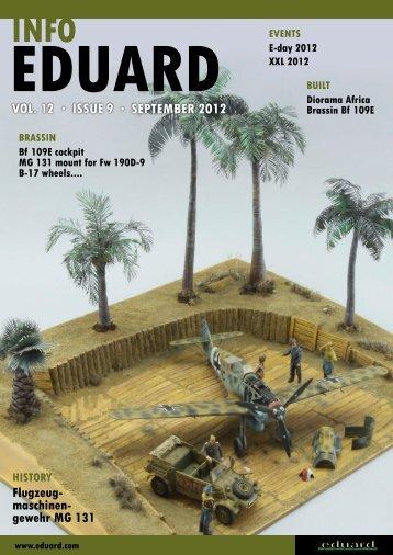 Info Eduard - September 2012