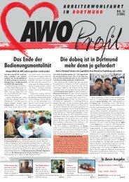 Ausgabe 14 3/2003 - AWO Dortmund