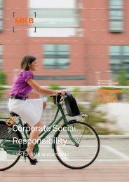 Corporate Social Responsibility: CSR for SME Accountants - NBA